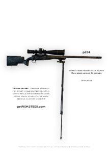 p234 hunting bipod