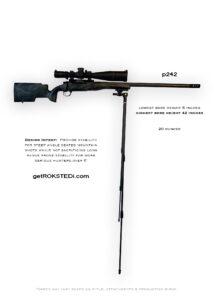 p242 hunting bipod